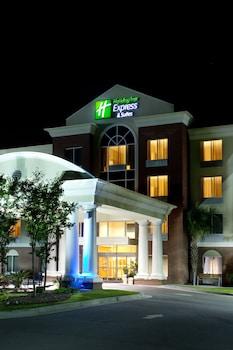 Exterior at Holiday Inn Express Hotel & Suites Charleston-North in North Charleston