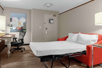 Junior Suite, 1 King Bed with Sofabed