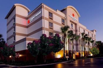 勞德代爾堡機場/克魯斯燭木套房飯店 Candlewood Suites Ft. Lauderdale Airport/Cruise, an IHG Hotel