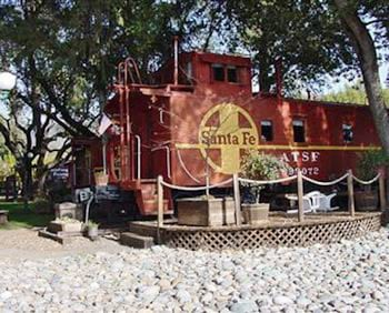 Featherbed Railroad Bed and Breakfast Resort - Property Grounds  - #0
