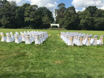 Warbrook House - Outdoor Wedding Area  - #0