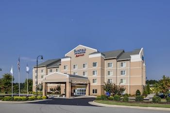 Hotel - Fairfield Inn & Suites by Marriott South Hill