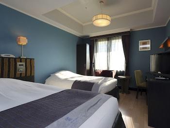エコノミー ツインルーム 19平米 禁煙|19㎡|ホテルモントレ ラ・スール大阪