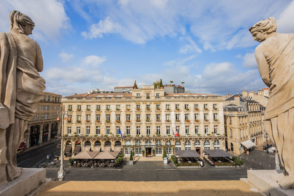 Intercontinental Bordeaux Le Grand Hotel