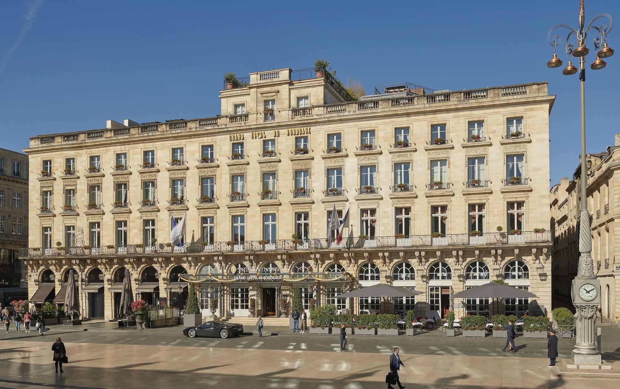 Intercontinental Bordeaux Le Grand Hotel, Gironde