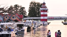Hafenhotel Rheinsberg