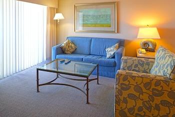 Standard Oda, 1 Yatak Odası, Balkon, Okyanus Manzaralı