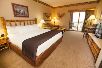 King Suite - Water Park Included