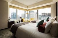 익스클루시브 트윈룸, 싱글침대 2개, 금연, 코너 (Twin bed 30sqm)