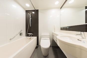 HOTEL METROPOLITAN TOKYO MARUNOUCHI Bathroom