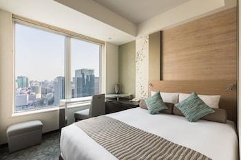 HOTEL METROPOLITAN TOKYO MARUNOUCHI Room