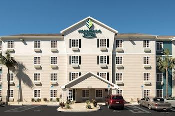 奧蘭多克萊蒙特 - 明尼奧拉伍德斯普林套房飯店 WoodSpring Suites Orlando Clermont - Minneola