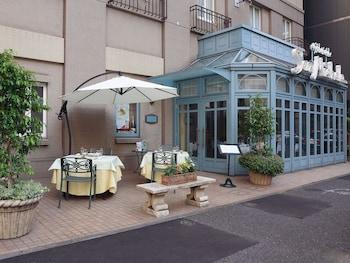 HOTEL MONTEREY LA SOEUR GINZA Outdoor Dining