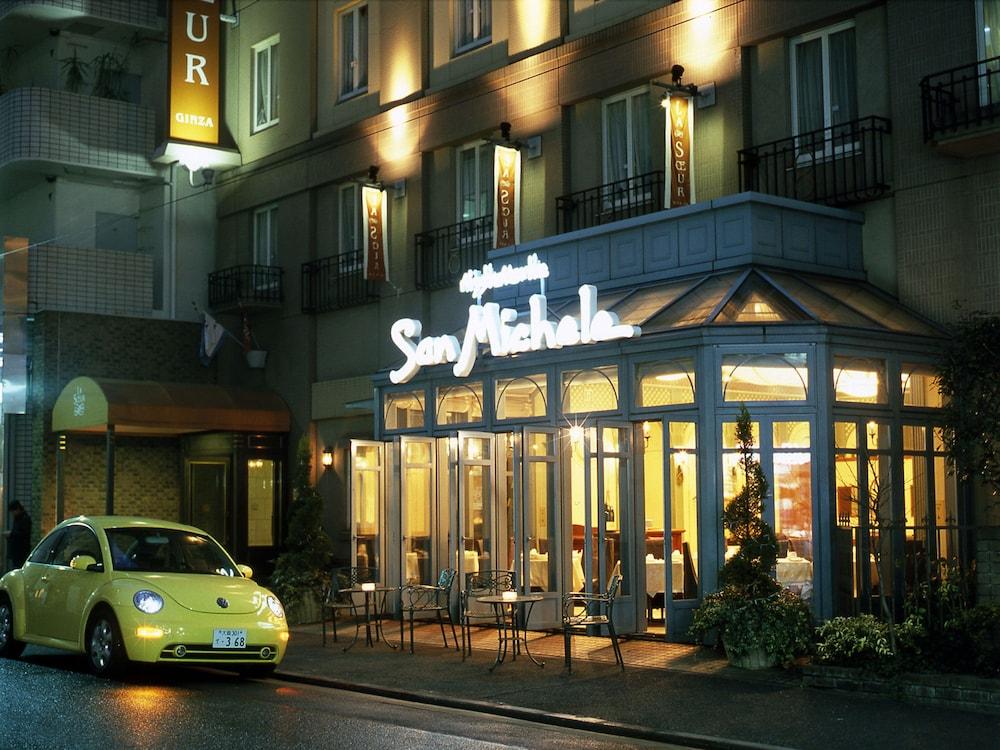 ホテル モントレ ラ スール ギンザ