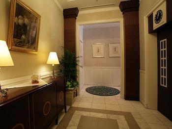 HOTEL MONTEREY LA SOEUR GINZA Hallway