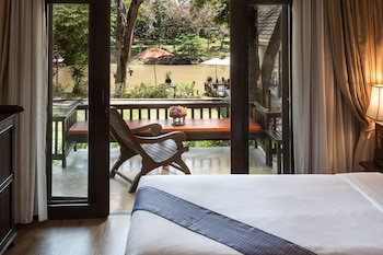 Lanna Dusita Riverside Boutique Resort - Balcony  - #0