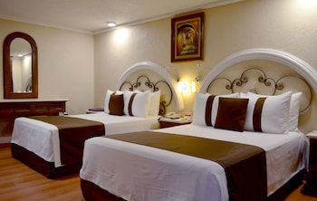 ホテル ミシオン アルカンヘル プエブラ