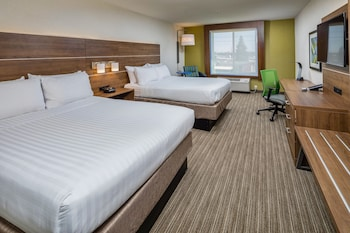 Suite, 2 Queen Beds, Accessible, Non Smoking (Hearing)