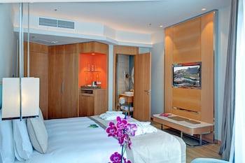Standard Tek Büyük Yataklı Oda, 1 Çift Kişilik Yatak, Manzara