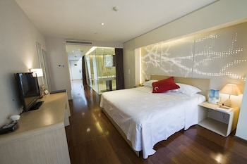 ホテル カポック - フォービドゥン シティ (北京华京木棉花酒店)
