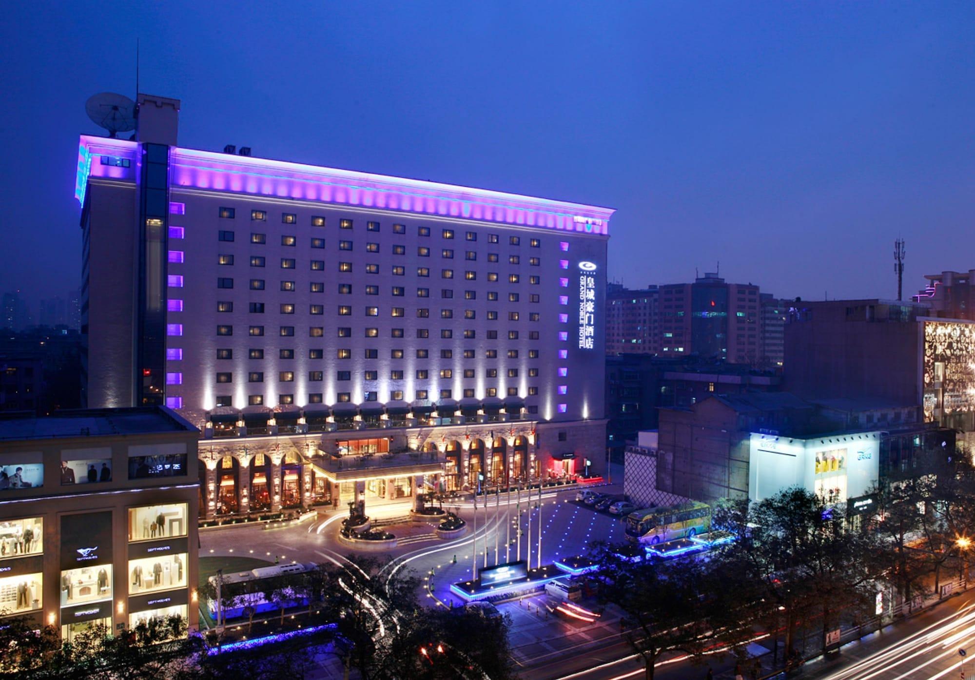 Grand Noble Hotel.Xi'an, Xi'an