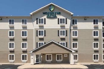 奧古斯塔觀河伍德斯普林套房飯店 WoodSpring Suites Augusta Riverwatch