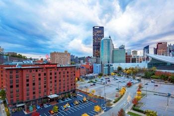 匹茲堡市中心歡朋套房飯店 Hampton Inn & Suites Pittsburgh-Downtown