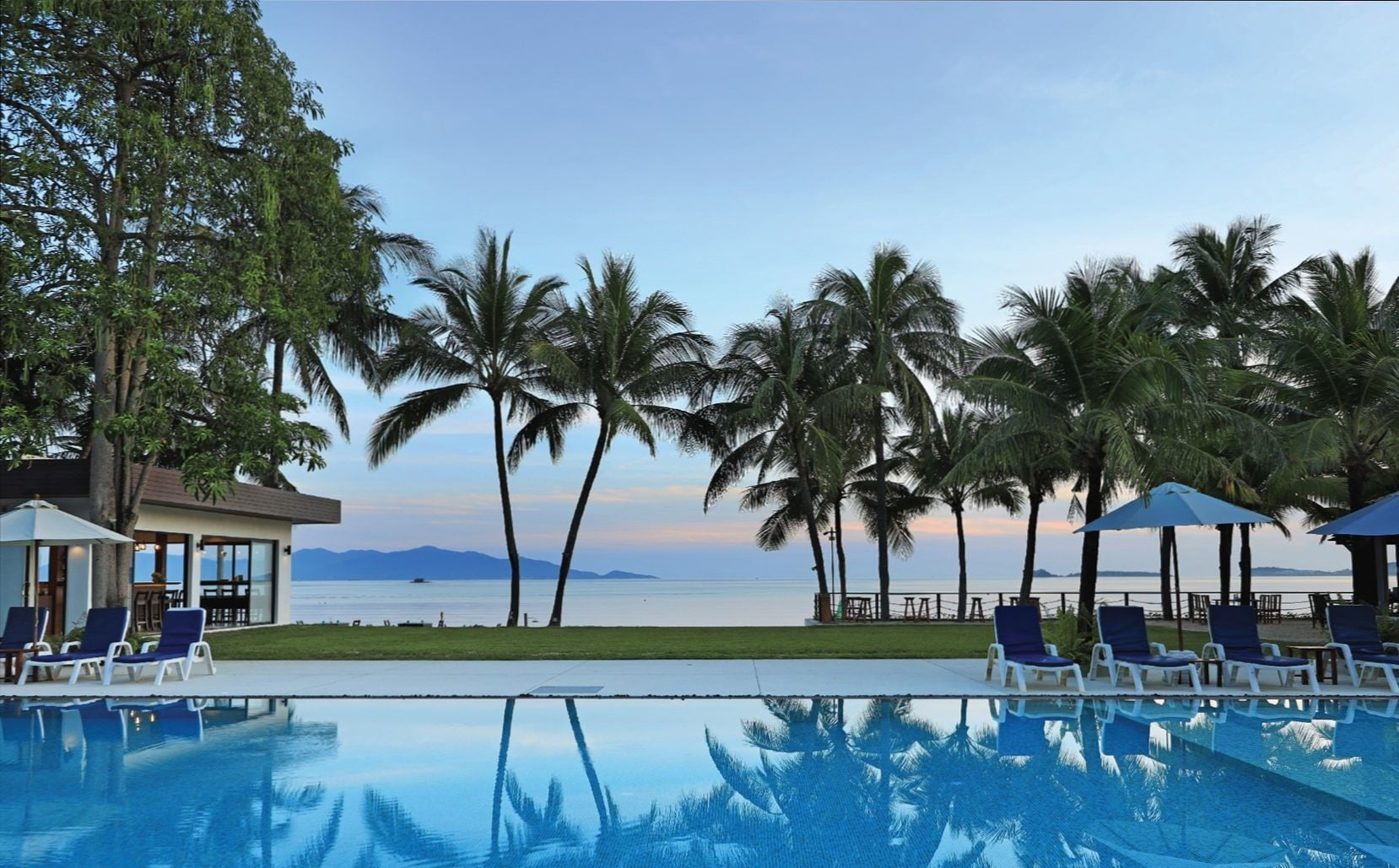 Samui Palm Beach Resort, Ko Samui