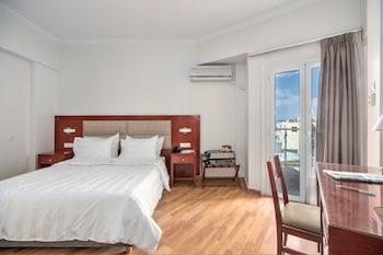 Double or Twin Room, Balcony
