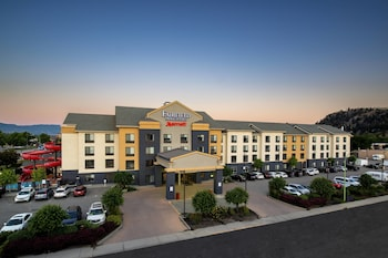 Hotel - Fairfield Inn and Suites by Marriott Kelowna