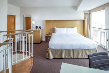 Suite, 1 King Bed (Master)