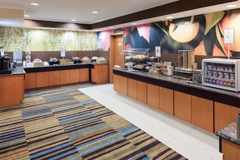 Hotel - Fairfield Inn & Suites by Marriott Jacksonville Butler Blvd