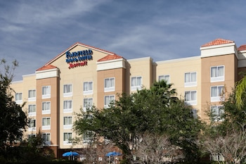 Fairfield Inn & Suites by Marriott Jacksonville Butler Blvd
