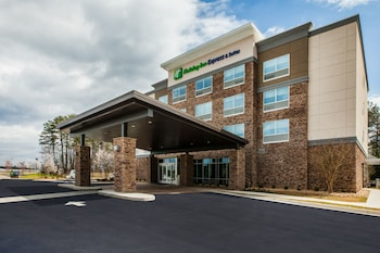 Holiday Inn Express Radcliff-Fort Knox - 200 Endeavor Way ... on map of red roof inns, map of hampton inns, map of holiday travel, map of la quinta inns,