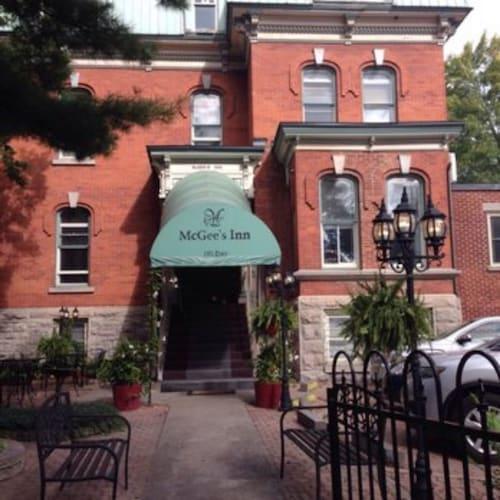 Auberge McGee's Inn, Ottawa