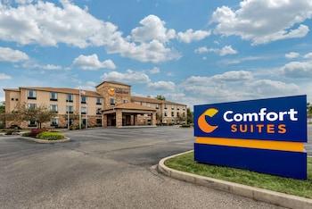 賴特派特森凱富全套房飯店 Comfort Suites Wright Patterson