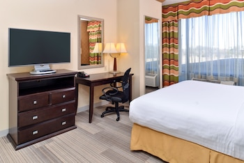 at Holiday Inn Express Hotel & Suites Dallas South - Desoto in DeSoto