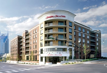 納什維爾市區歡朋套房飯店 Hampton Inn & Suites Nashville Downtown