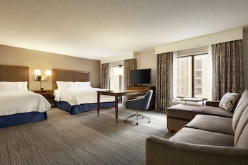 Room, Multiple Beds, Accessible (Roll-In Shower)
