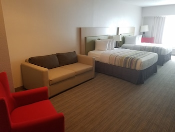 Guestroom at Country Inn & Suites by Radisson, Washington, D.C. East - Capitol Heig in Capitol Heights