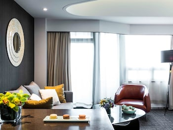 Junior Suite, 1 King Bed, Executive Level
