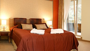 Double Room, Balcony (with free SPA access 8:00-12:00)