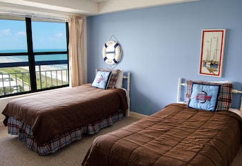 Guestroom at Forest Dunes Resort in Myrtle Beach