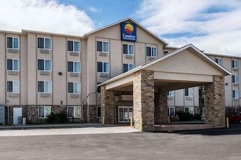 瓦拉瓦拉凱富套房飯店 Comfort Inn And Suites Walla Walla