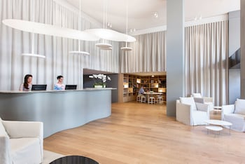 Reception at Larmont Sydney by Lancemore in Potts Point