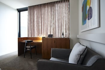 Guestroom at Larmont Sydney by Lancemore in Potts Point