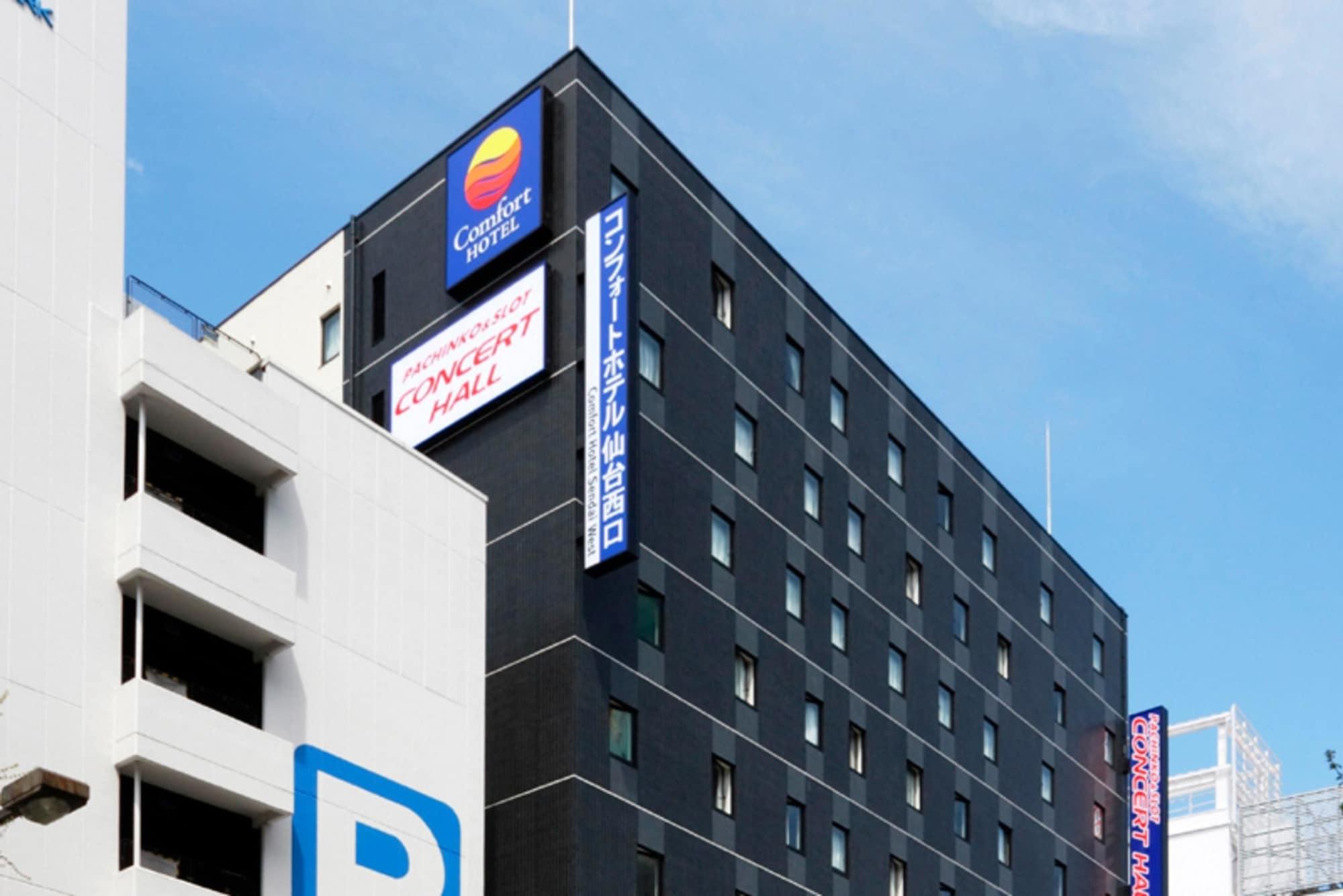Comfort Hotel Sendai West, Sendai