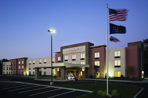 . SpringHill Suites by Marriott Terre Haute
