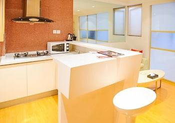 イースタン ガーデン サービス アパートメント (上海新東苑国際酒店式公寓)