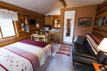 Sourdough Cabin